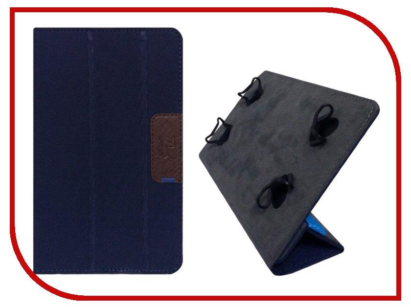 Аксессуар Чехол 7.0-inch Snoogy универсальный Cloth Blue SN-UNI7-BLU-OXF<br>