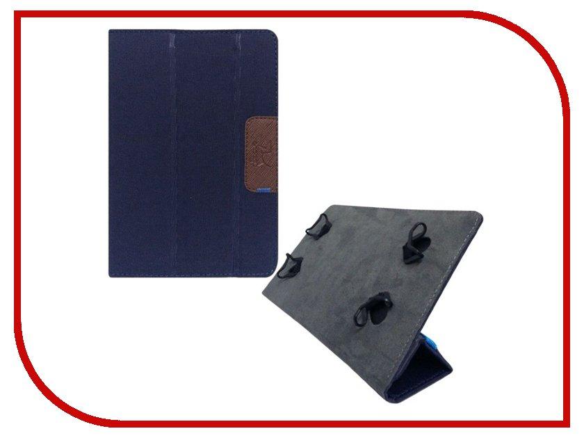 все цены на Аксессуар Чехол 6.0 Snoogy универсальный Cloth Blue SN-UNI6-BLU-OXF