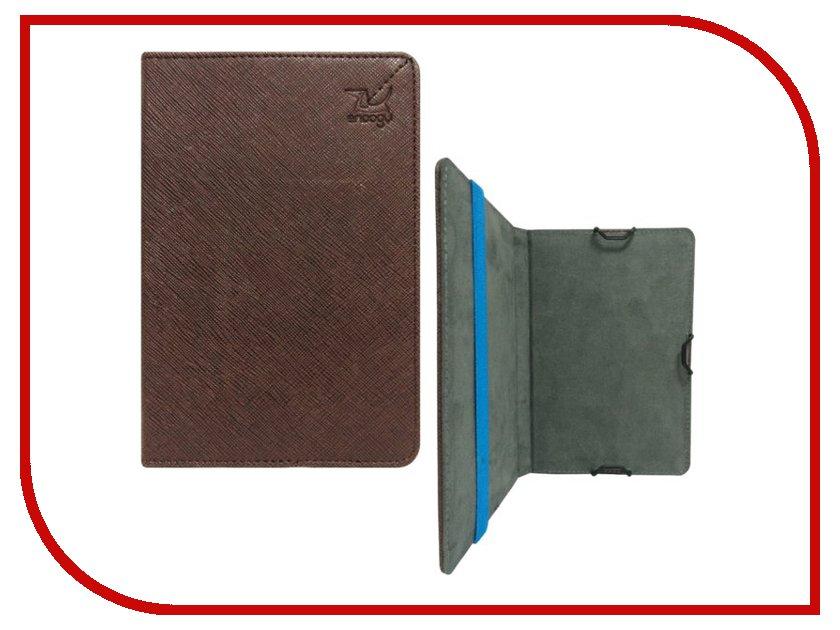 Аксессуар Чехол Snoogy for PocketBook 614/624/626/640 иск.кожа Brown SN-PB6X-BRN-LTH