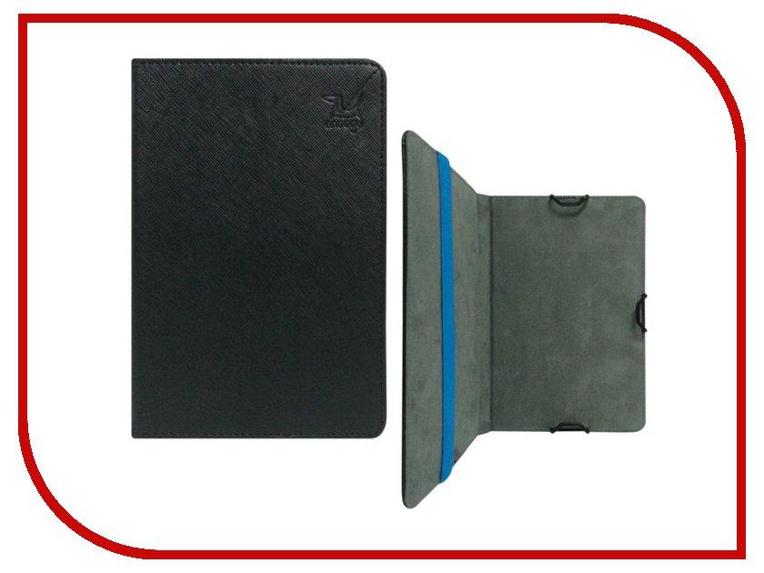 Аксессуар Чехол Snoogy for PocketBook 614/624/626/640 иск.кожа Black SN-PB6X-BLK-LTH чехол goodegg lira для pocketbook 614 624 626 640 коричневый