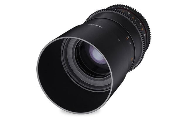 Фото - Объектив Samyang Sony E NEX MF 100 mm T3.1 ED UMC Macro VDSLR объектив