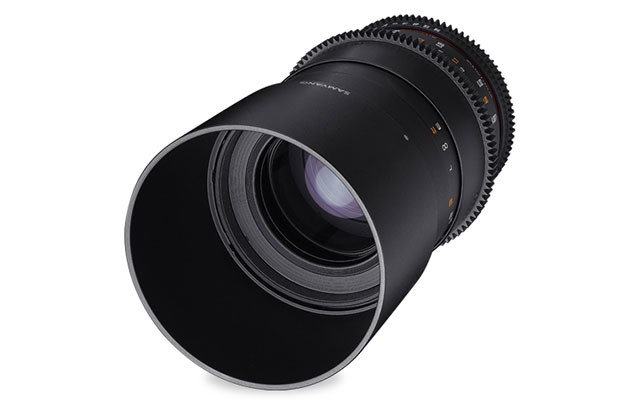 Объектив Samyang Sony E NEX MF 100 mm T3.1 ED UMC Macro VDSLR