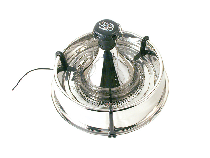 Поилка PetSafe Drinkwell 360 Stainless Steel Fountain D360SS-EU-45