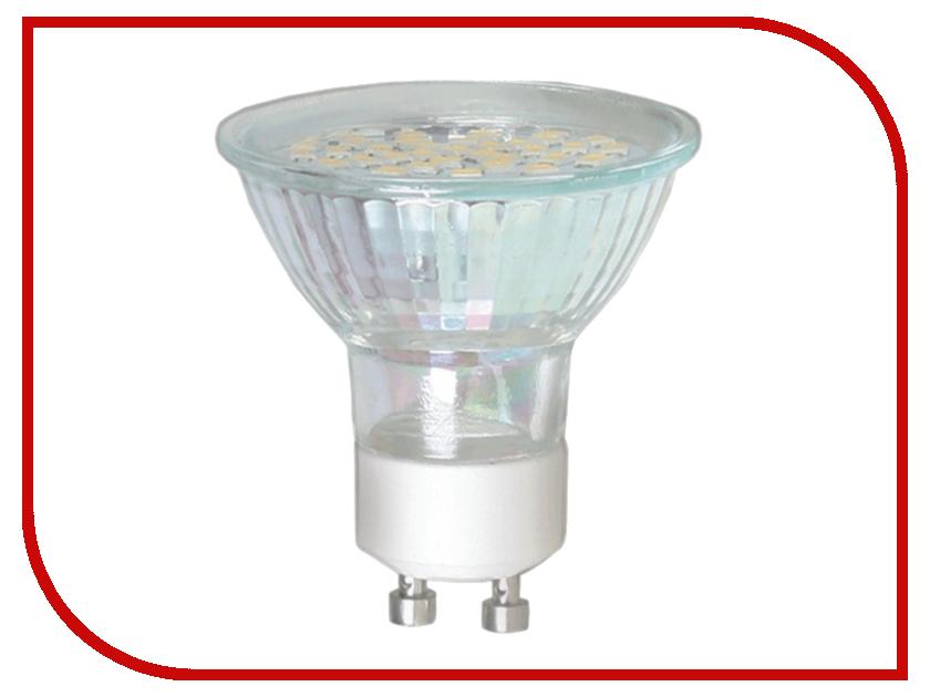 Лампочка Орион MR16 GU10 4W 6700K 220V<br>