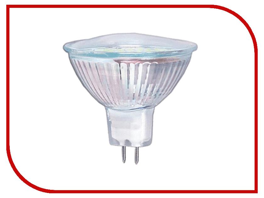 Лампочка Орион MR16 GU5.3 4W 6700K 220V<br>