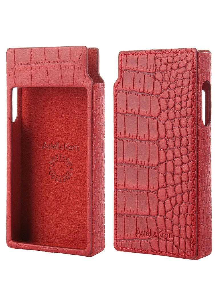 iRiver Аксессуар Чехол iRiver Astell&Kern AK120 II Red
