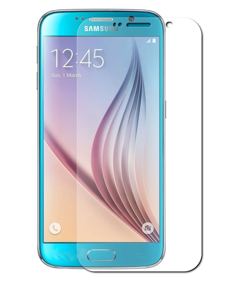 Аксессуар Стекло защитное Samsung Galaxy S6 BoraSCO 0.26mm