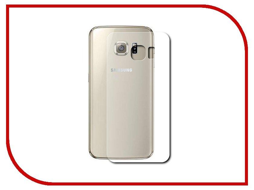 Аксессуар Защитная пленка Samsung G925F Galaxy S6 Edge Ainy задняя глянцевая