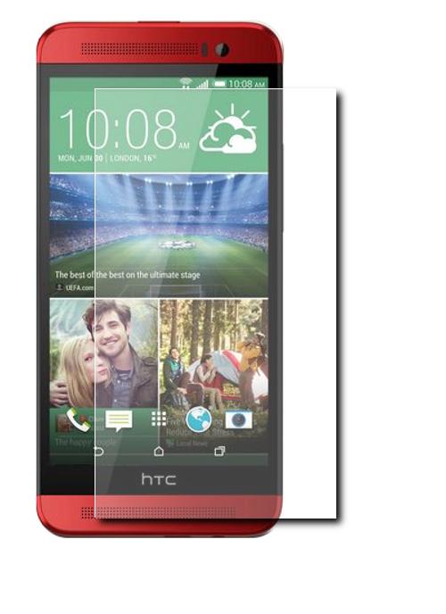 Аксессуар Защитная пленка HTC E9 Ainy глянцевая<br>