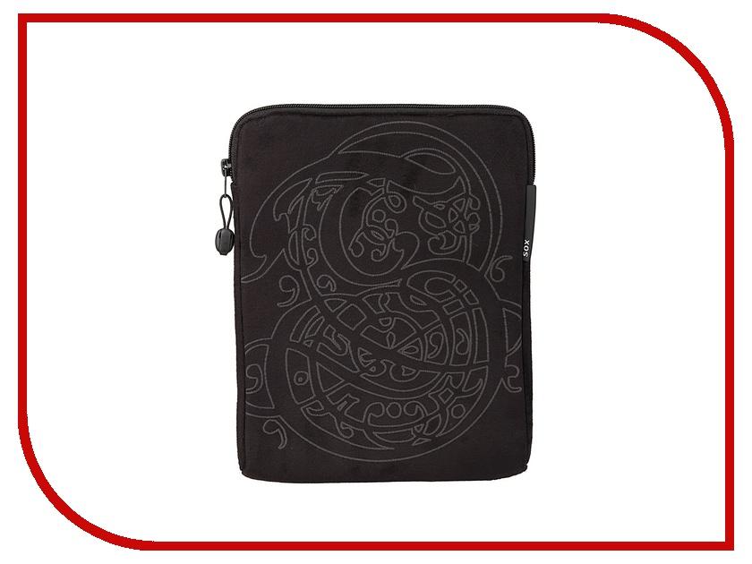 Аксессуар Чехол SOX SLE DR IPAD для iPad Black<br>