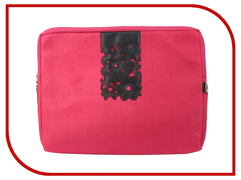 Аксессуар Чехол SOX SLE MOUL3 IPAD для iPad Pink<br>