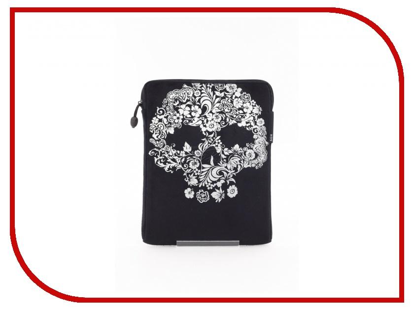 Аксессуар Чехол SOX SLE SK 01 IPAD для iPad Black аксессуар чехол sox sle ea 06 ipad для ipad green