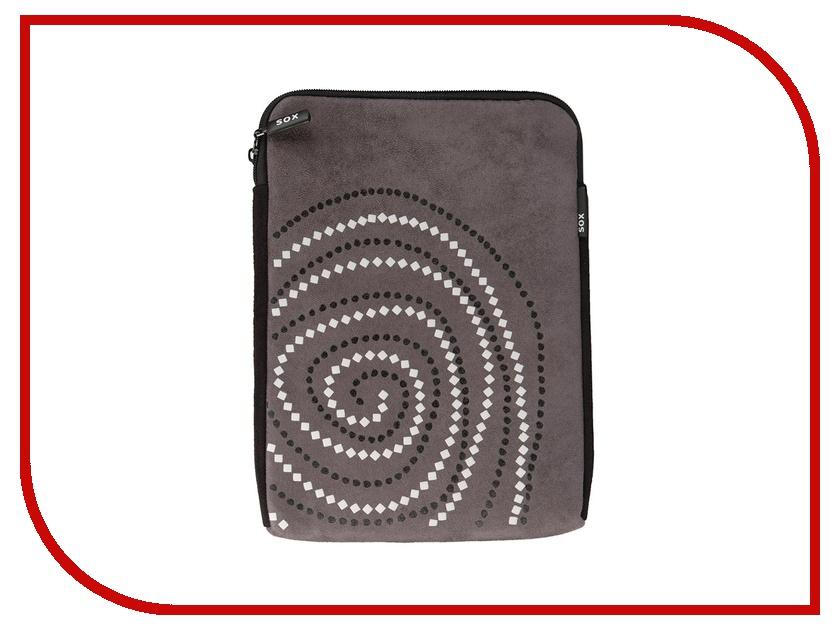 Аксессуар Чехол SOX SLE SP 01 IPAD для iPad Gray