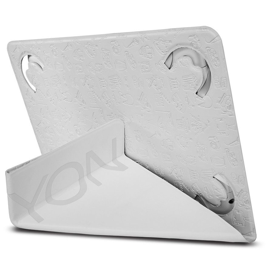 Аксессуар Чехол Canyon Life Is Universal Case for 7 Tablet White CNS-C24UT7W<br>