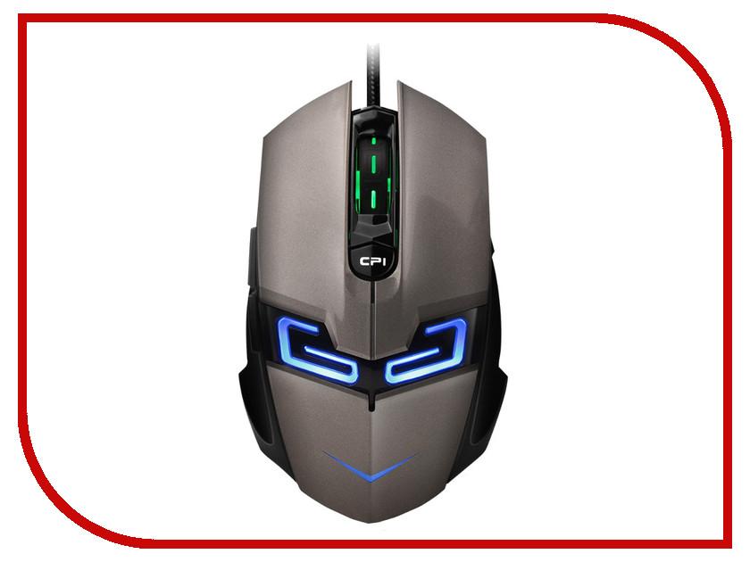 Мышь проводная Canyon Gaming Mouse CND-SGM7 Silver-Gray<br>