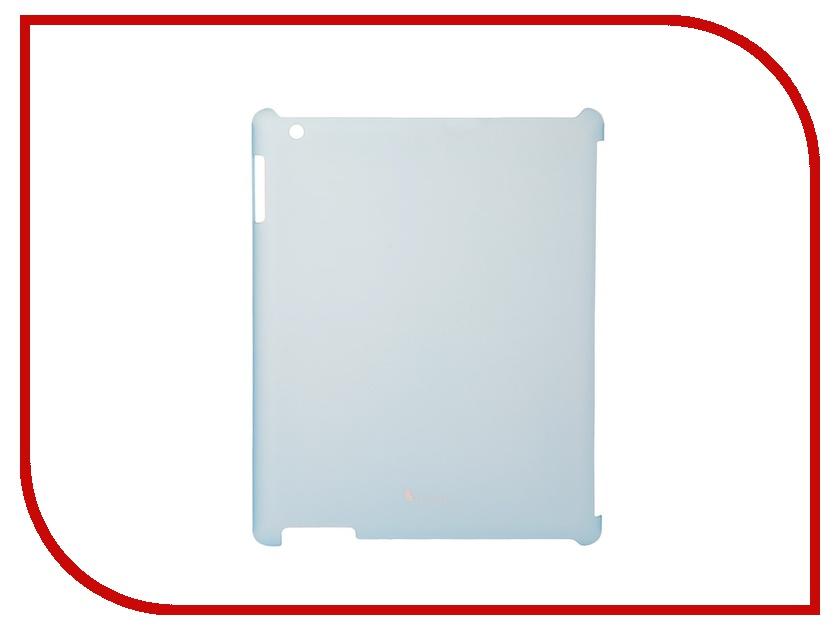 Аксессуар Чехол Lafeada G100131A101 для iPad 2 Blue<br>