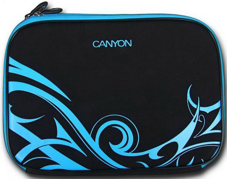 Аксессуар Canyon Laptop Case Sleeve CNR-NB20BL1 10.0-inch Black-Blue