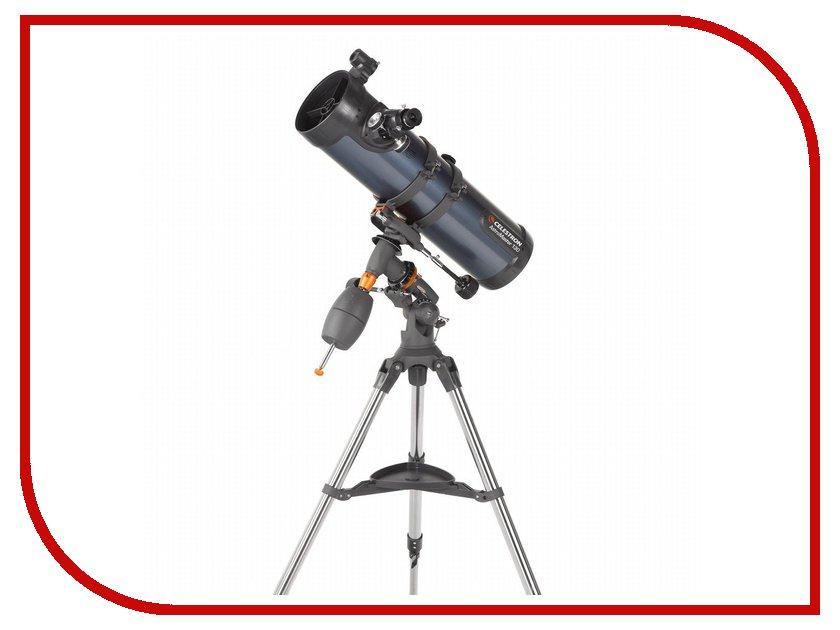 Телескоп Celestron AstroMaster 130 EQ-MD 31051 celestron powerseeker 70 az телескоп рефрактор
