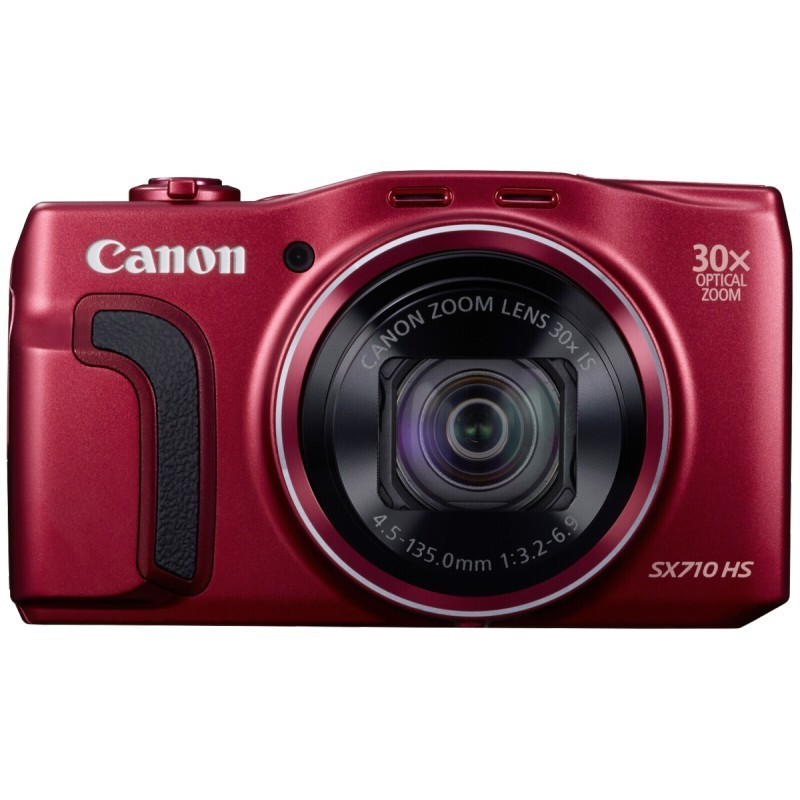 Фотоаппарат Canon PowerShot SX710 HS Red*<br>