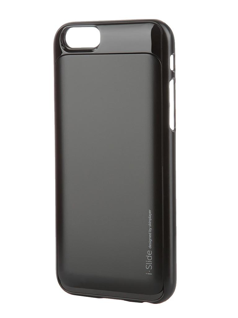 Аксессуар Клип-кейс Skinplayer i-Slide for iPhone 6 Black