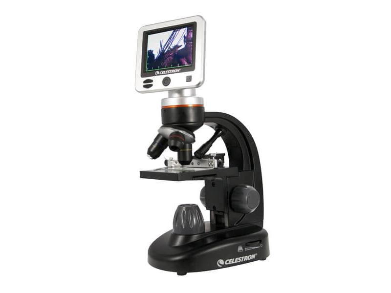 лучшая цена Микроскоп Celestron LCD II