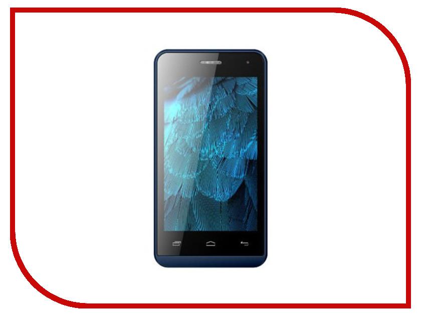 Сотовый телефон Micromax Q324 Blue<br>
