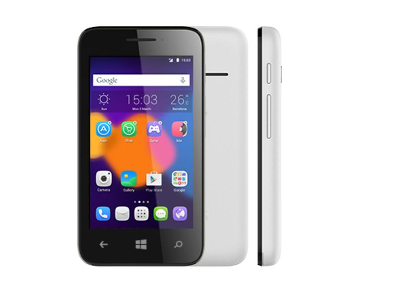 Сотовый телефон Alcatel OneTouch 4013D PIXI 3 (4) White