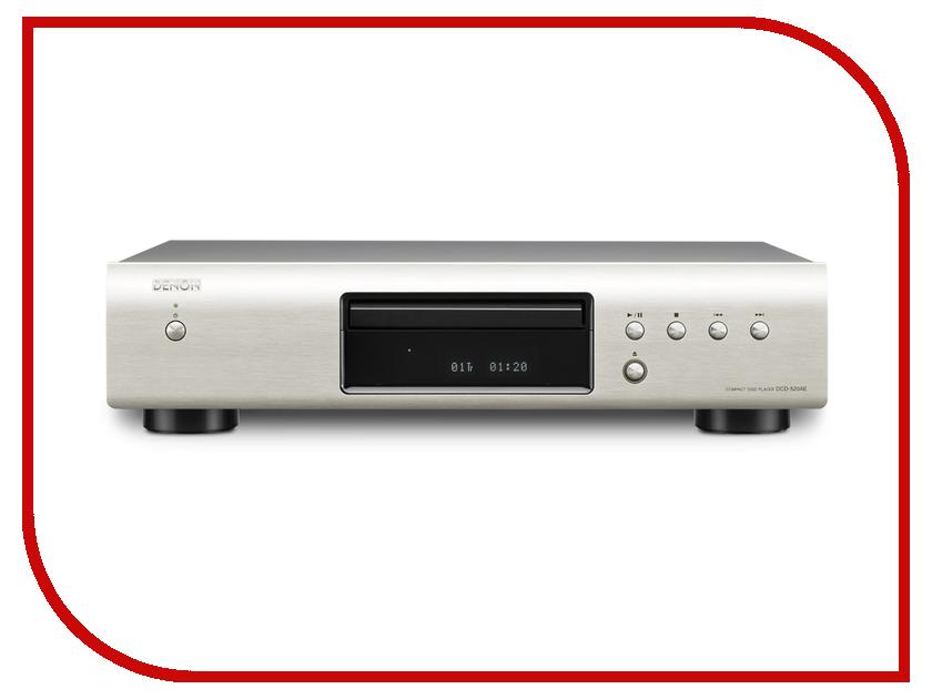 CD-проигрыватель Denon DCD-520AE Silver denon dcd f109 premium silver
