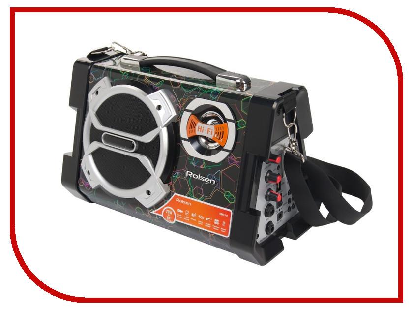 Радиоприемник Rolsen RBM-312 Cube<br>