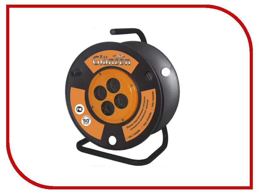 Удлинитель Glanzen 30m ЕВ-30-004 fast shipping jm15 004 1 5hp dc motor for treadmill