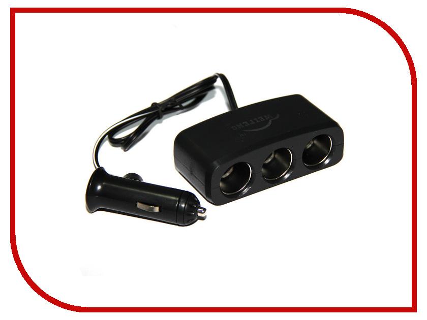 Разветвитель Activcar ACT-WF-320 Black 17048