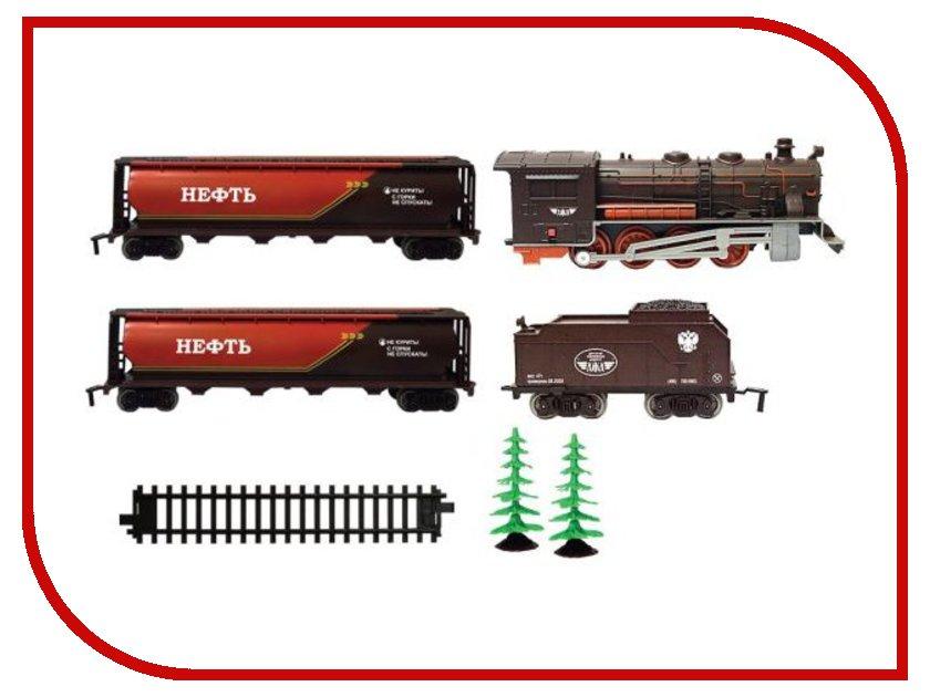 Железная дорога Голубая стрела Стартовый набор 2021A от Pleer