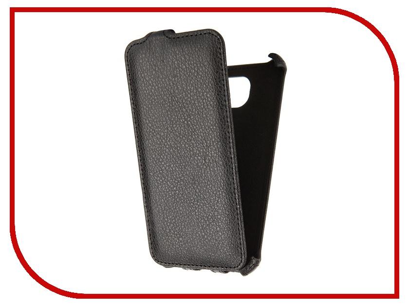 ��������� ����� Samsung G920F Galaxy S6 Liberty Project Black 0L-00000753