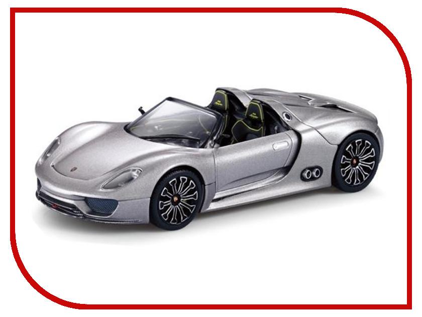 Радиоуправляемая игрушка GK Racer Series Porsche 918 Spyder 866-1814 Gray-Metallic