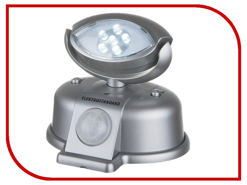 Светильник Elektrostandard Glance FLF21-09-2W 06led CH