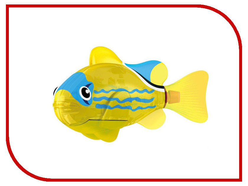 Игрушка Zuru Robofish Желтый фонарь 2541D