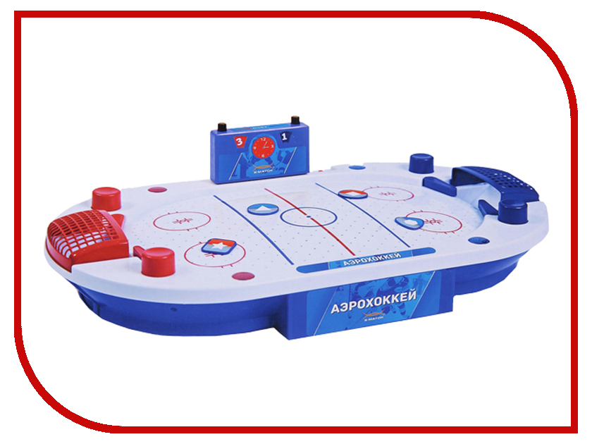 Настольная игра X-match Аэрохоккей 87904<br>