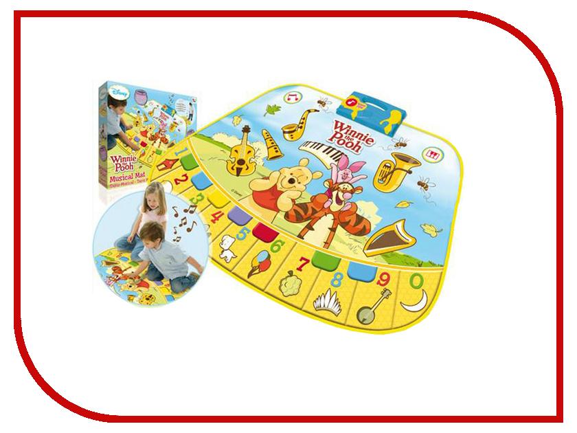Игрушка IMC Toys Коврик музыкальный Винни-Пух 160262<br>