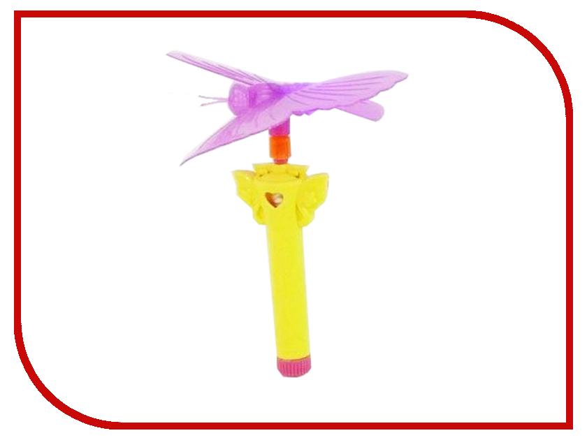 Игрушка Shantou Gepai Бабочка летающая с запуском 624188 / 2288-2A<br>