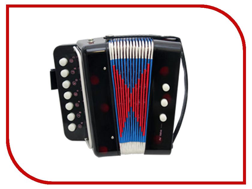 Детский музыкальный инструмент Shantou Gepai Аккордеон 63717 гламур аккордеон