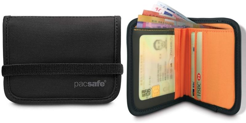 Аксессуар PacSafe RFID-tec 50 PE326BK/10380100
