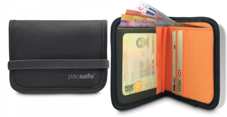 Аксессуар PacSafe RFID-tec 75 PE327BK/10390100