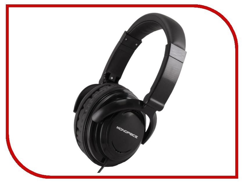 Гарнитура Monoprice Hi-Fi Light Weight Headphones 8324<br>