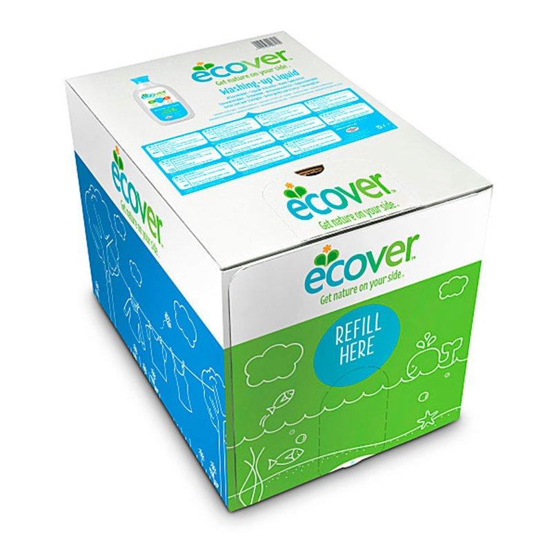 Средство Ecover с лимоном 15л 411010343 для мытья посуды от Pleer