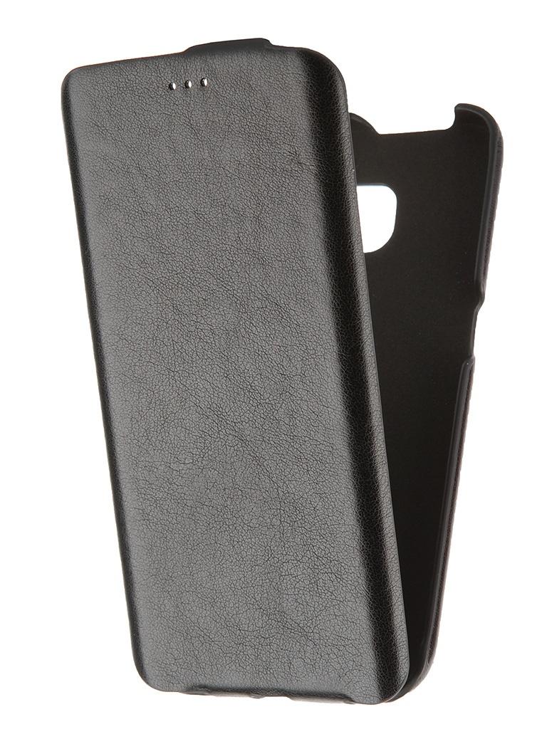 ��������� ����� Samsung Galaxy S6 Edge Untamo Rocca Black URCFSS6EDBL