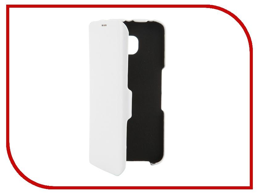 Аксессуар Чехол Samsung G925F Galaxy S6 Edge Untamo Rocca White URCBSS6EDWH<br>