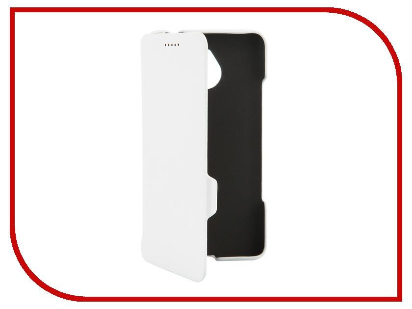 Аксессуар Чехол Microsoft Lumia 640 XL Untamo Rocca White URCBLUM640XLWH<br>
