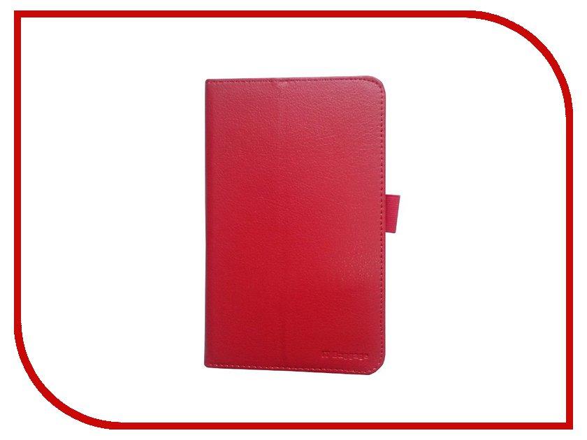 Аксессуар Чехол ASUS Fonepad 7 ME175CG/ME172V IT Baggage с функцией стенд иск. кожа Red ITASME1752-3<br>