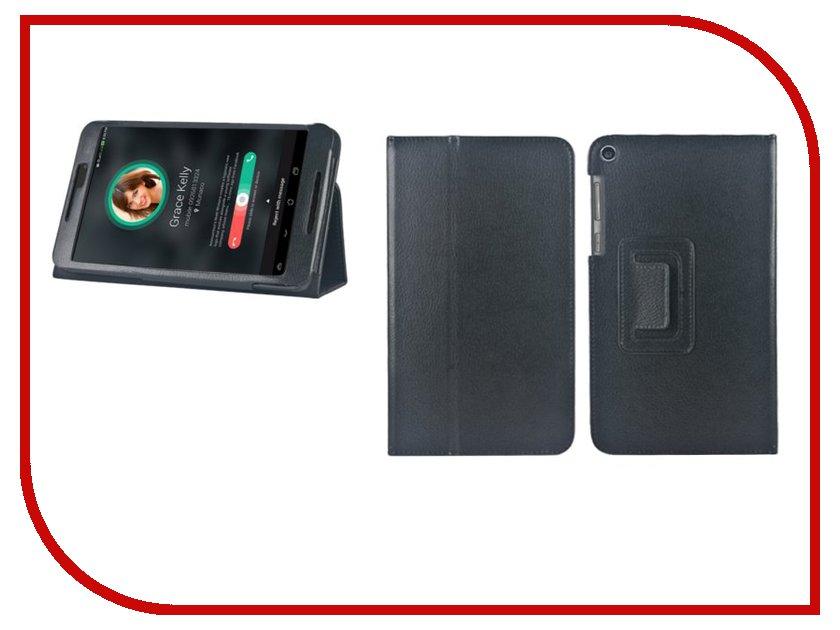 Аксессуар Чехол ASUS Fonepad 8 FE380 IT Baggage с функцией стенд иск. кожа Black ITASFP802-1 чехол для планшета it baggage для fonepad 7 fe380 черный itasfp802 1 itasfp802 1
