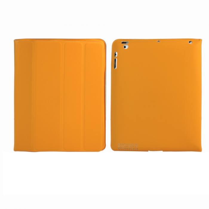 Аксессуар Чехол IT Baggage Slim для iPad 2 / iPad 3 / iPad 4 полиуретан Orange ITIPAD3014-7